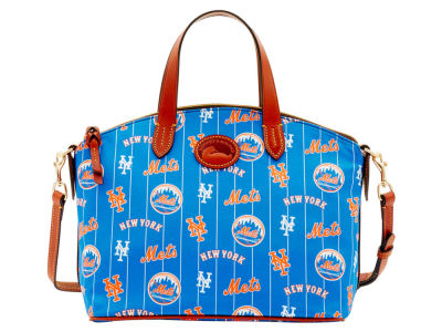 New York Mets Dooney & Bourke Nylon Satchel