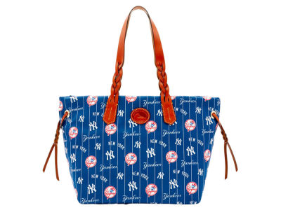 New York Yankees Dooney & Bourke Nylon Shopper
