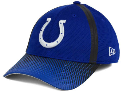 Indianapolis Colts New Era NFL Ref Fade 39THIRTY Cap
