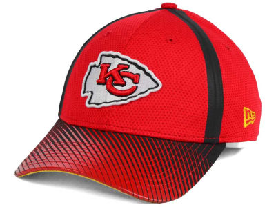 Kansas City Chiefs New Era NFL Ref Fade 39THIRTY Cap