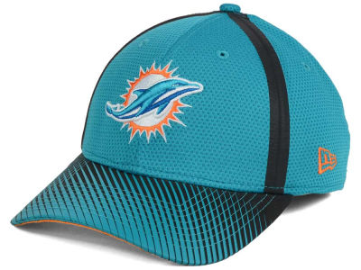 Miami Dolphins New Era NFL Ref Fade 39THIRTY Cap