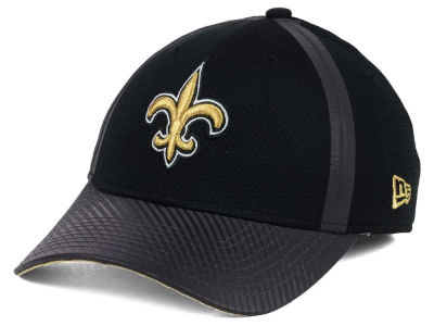 New Orleans Saints New Era NFL Ref Fade 39THIRTY Cap