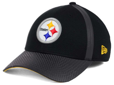 Pittsburgh Steelers New Era NFL Ref Fade 39THIRTY Cap