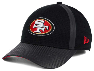 San Francisco 49ers New Era NFL Ref Fade 39THIRTY Cap
