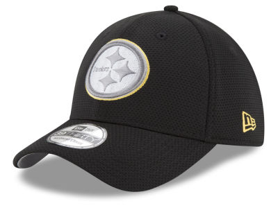 Pittsburgh Steelers New Era NFL Performance Pop 39THIRTY Cap