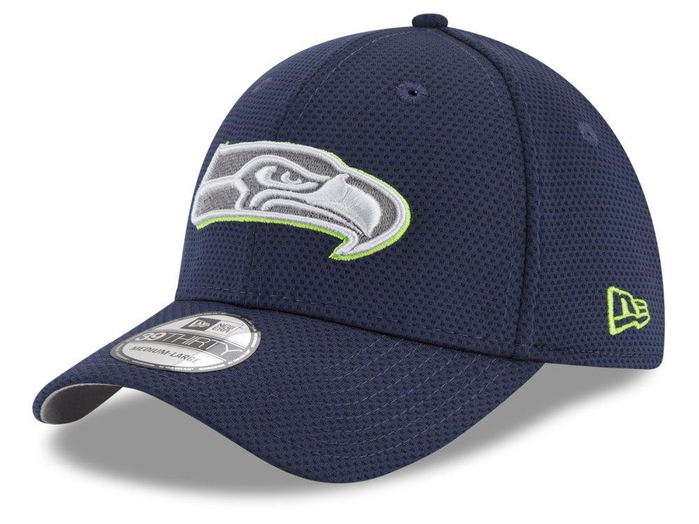 Seattle Seahawks New Era NFL Performance Pop 39THIRTY Cap  603845f90