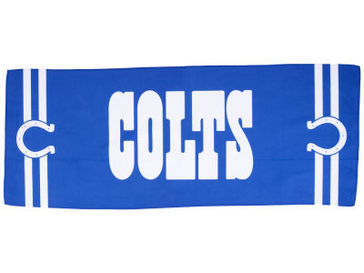 Indianapolis Colts 12x30 Cooling Towel