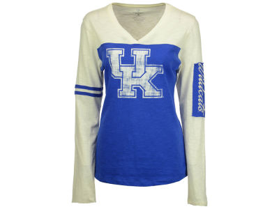 Kentucky Wildcats NCAA Women's Whatevs Long Sleeve T-Shirt