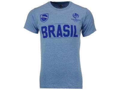 Brazil Copa Men's 2016 Country Pride T-Shirt