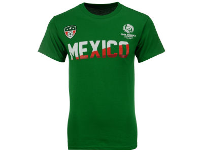 Mexico Copa Men's 2016 Country Pride T-Shirt