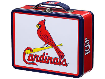 St. Louis Cardinals Lunch Tin