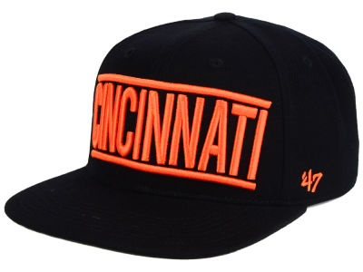 Cincinnati Bengals NFL On Track '47 CAPTAIN Cap
