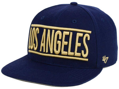 Los Angeles Rams NFL On Track '47 CAPTAIN Cap