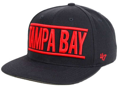 Tampa Bay Buccaneers NFL On Track '47 CAPTAIN Cap