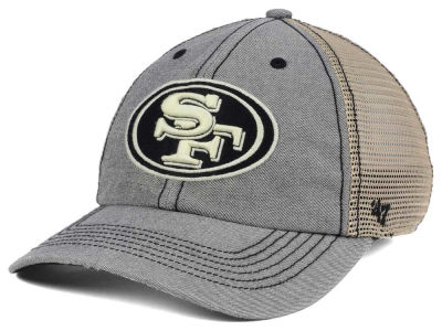 San Francisco 49ers NFL Starboard '47 CLOSER Cap