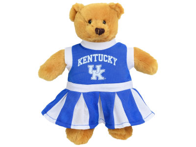 Kentucky Wildcats Cheerlearder Bear