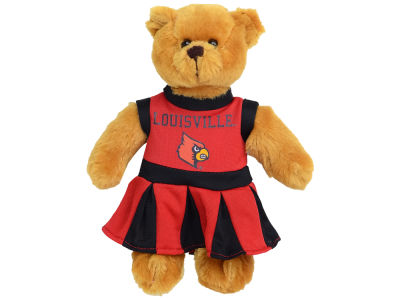 Louisville Cardinals Cheerlearder Bear