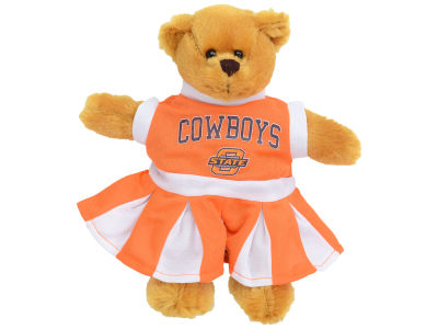 Oklahoma State Cowboys Cheerlearder Bear
