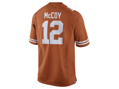 Texas Longhorns Colt McCoy Nike NCAA Men's Player Game Jersey