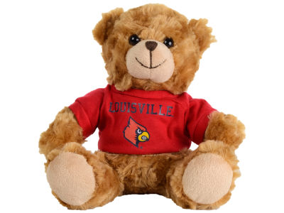 "Louisville Cardinals 9"" Classic Bear"