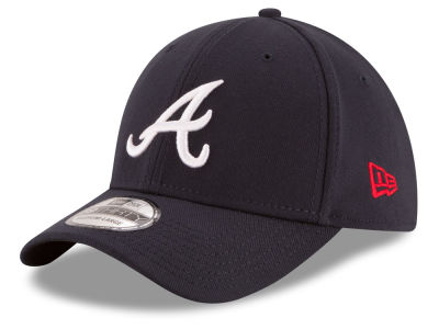 Atlanta Braves New Era 2016 MLB Turner Field Collection 39THIRTY Cap