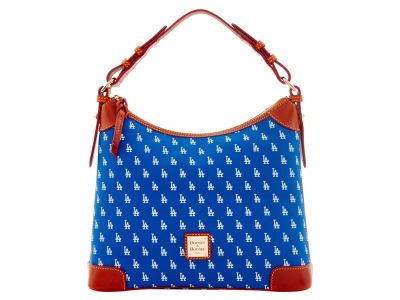 Los Angeles Dodgers Dooney & Bourke Hobo Bag