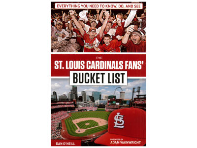 St. Louis Cardinals Fans' Bucket List Book