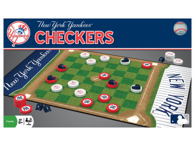 New York Yankees Checkers