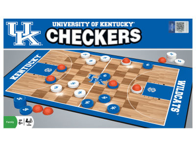 Kentucky Wildcats Checkers