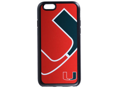 Miami Hurricanes Iphone 6 Dual Protection Case