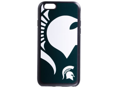 Michigan State Spartans Iphone 6 Dual Protection Case