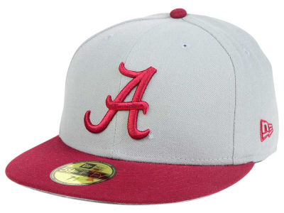 Alabama Crimson Tide New Era NCAA Grayson 59FIFTY Cap