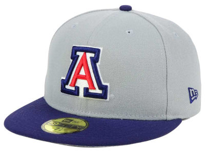 Arizona Wildcats New Era NCAA Grayson 59FIFTY Cap
