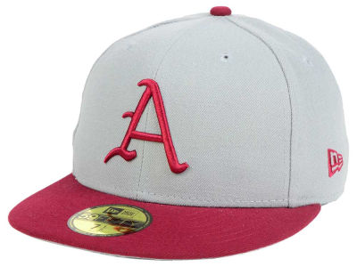 Arkansas Razorbacks New Era NCAA Grayson 59FIFTY Cap