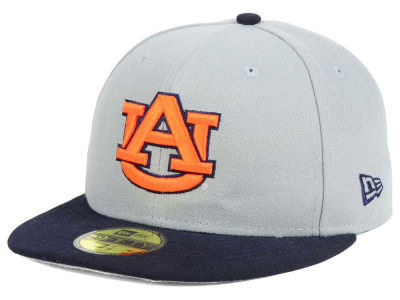 Auburn Tigers New Era NCAA Grayson 59FIFTY Cap