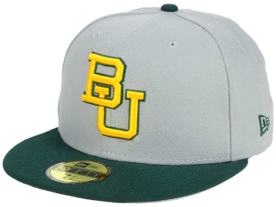 Baylor Bears New Era NCAA Grayson 59FIFTY Cap