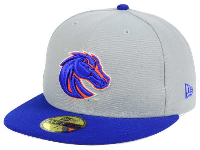 Boise State Broncos New Era NCAA Grayson 59FIFTY Cap