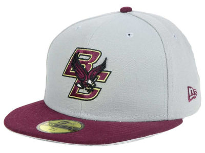 Boston College Eagles New Era NCAA Grayson 59FIFTY Cap