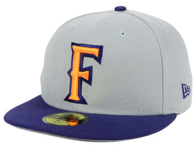 Cal State Fullerton Titans New Era NCAA Grayson 59FIFTY Cap