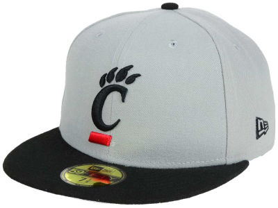Cincinnati Bearcats New Era NCAA Grayson 59FIFTY Cap