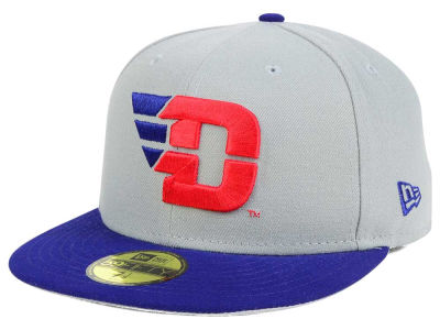 Dayton Flyers New Era NCAA Grayson 59FIFTY Cap