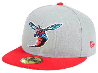 Delaware State Hornets New Era NCAA Grayson 59FIFTY Cap