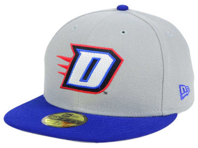 DePaul Blue Demons New Era NCAA Grayson 59FIFTY Cap