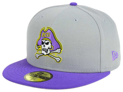 East Carolina Pirates New Era NCAA Grayson 59FIFTY Cap
