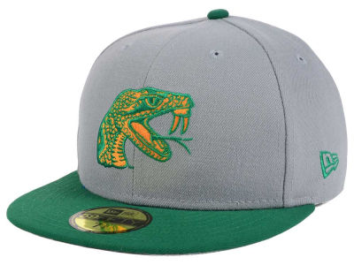 Florida A&M Rattlers New Era NCAA Grayson 59FIFTY Cap
