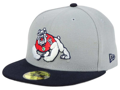Fresno State Bulldogs New Era NCAA Grayson 59FIFTY Cap