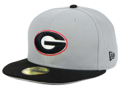 Georgia Bulldogs New Era NCAA Grayson 59FIFTY Cap