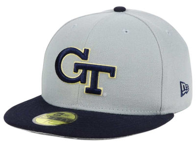 Georgia-Tech New Era NCAA Grayson 59FIFTY Cap