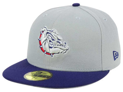 Gonzaga Bulldogs New Era NCAA Grayson 59FIFTY Cap