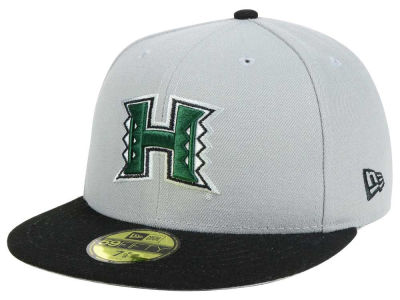 Hawaii Warriors New Era NCAA Grayson 59FIFTY Cap
